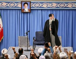 "Iran's Khamenei says Israel is a ""cancerous tumour"" in Middle East"