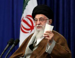 Iran's Khamenei says US will be expelled from Iraq, Syria