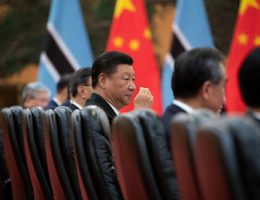Is Chinese President Xi Jinping Risking A New Cold War?