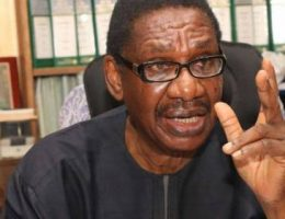 It's Insulting For United States To Give Conditions On How Nigeria Should Spend Abacha Loot —Sagay - SaharaReporters.com