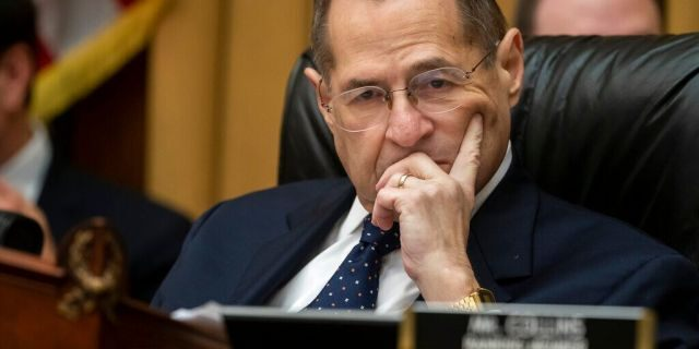 House Judiciary Committee Chairman Jerrold Nadler, D-N.Y., is seen during a hearing on Capitol Hill in Washington, May 8, 2019. (Associated Press)