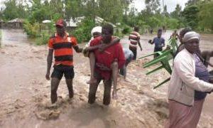 Kenya, Somalia and Rwanda hit by deadly flooding