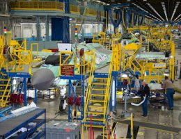 Lockheed Martin To Miss F-35 Delivery Target In 2020 Due To Supply Chain Problems