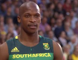 Luvo Manyonga: Former long jump world champion fined for public drinking