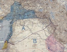 Map That Changed Middle East: Sykes-Picot Deal and Century of Resentment