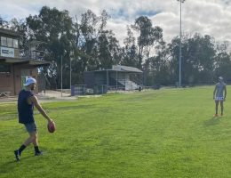 Meet the farming footballers who swapped AFL shoes for gumboots, amid COVID-19