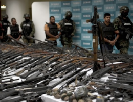 Mexico sends US note over 'Fast and Furious' Obama-era gun-running scheme
