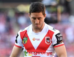 Michael Ennis wants Ben Hunt to become Bench Hunt as the Dragons fail to fire