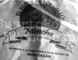 "Michoacan: CJNG distributes pantries ""stained with blood"" says state government"