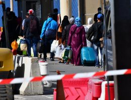 Moroccans trapped in Spain for 2 months head home at last