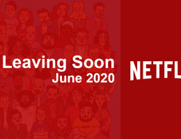 Movies & Series Leaving Netflix in June 2020