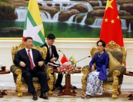 Myanmar's unsteady exit from China's orbit