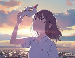 Netflix Original Anime 'A Whisker Away': Plot, Cast, Trailer & Netflix Release Date