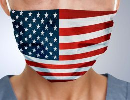 New Orleans jeweler designs American flag face-mask charm to raise money for homeless veterans