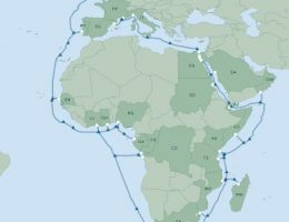 New subsea cable in the works to circumnavigate Africa and the Middle East