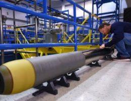 Northrop Grumman Reveals A New Mini Torpedo Aimed To Arm And Defend Navy Submarines