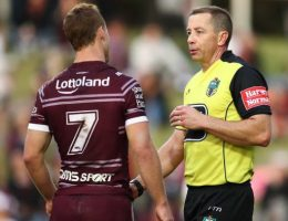 NRL to proceed with single-referee system