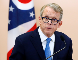 Ohio Gov. DeWine hits 'obnoxious' protesters of coronavirus response after clashes with journalists, official
