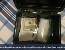 Operation Boyztown Results in Rare Life Sentence for Methamphetamine Distributor