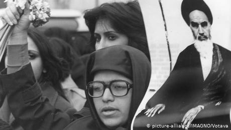 Islamische Revolution 1979 (picture-alliance/IMAGNO/Votava)