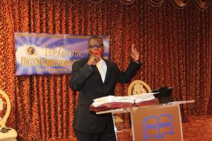 Preaching God's word