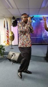 Pastor Ricky New Gospel Reggae Album Release
