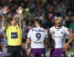 Referees standing firm against the NRL as deadline looms