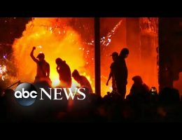 Riots In Minneapolis -- News Roundup May 29, 2020