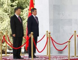 Rising nationalism tests China's uneasy partnerships in Central Asia