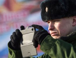 Russian President Putin Signs Order Banning The Military From Carrying Electronic Devices
