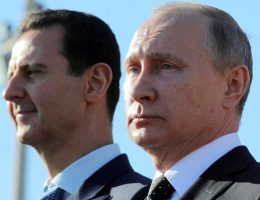 Russia's scavenger diplomacy is in full effect in the Middle East