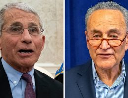 Schumer tells Fauci before Senate coronavirus testimony: 'Let it rip'