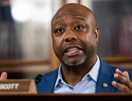 Sen. Tim Scott: Trump's tweets on George Floyd protests 'not constructive'