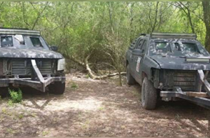 "Special Ops Tamps: High Powered Arsenal and ""Monster"" Vehicles Secured"