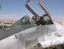 Syria's MiG-29s Are Showing A Lot Of Wear And Tear