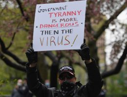 The coronavirus pandemic is fracturing our notion of a truly united states in America
