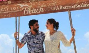The Egyptian couple trapped on never-ending honeymoon