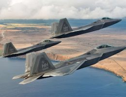 The F-22 Raptor Will Play A Major Role In A War Against China