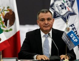 The Never-Ending List of Allegations Against Mexico's Former Top Cop