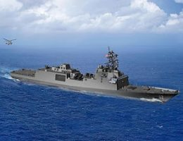 The U.S. Navy Wants 10 New Heavily Armed Frigate Warships