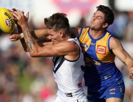 There may be a hidden advantage for the Eagles and Dockers as the AFL restarts