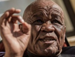 Thomas Thabane resigns as Lesotho prime minister