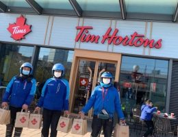 Tim Hortons eyes China coffee drinkers with Tencent investment