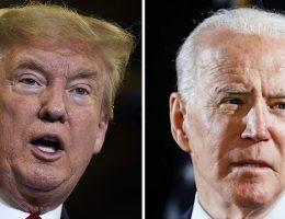 Trump, RNC slightly outpace Biden, DNC in April fundraising despite coronavirus challenges