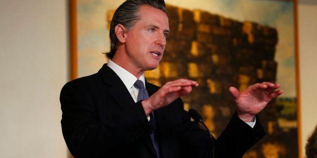 California Gov. Gavin Newsom (AP Photo/Rich Pedroncelli, Pool)