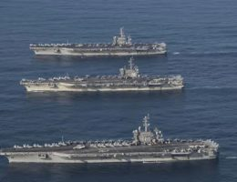 U.S. Navy Scraps Big Carrier Study
