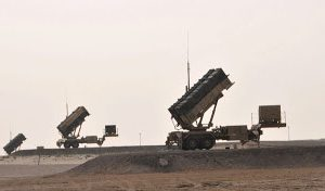 U.S. Removing Patriot Missile Protection From Saudi Arabia
