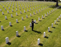 United States Air Force Band pays tribute to fallen service members with powerful performance