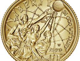 United States Mint Opens Sales for Basketball Hall of Fame...