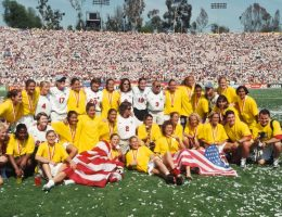 United States Women's Soccer Team To Feature In Netflix Feature Film